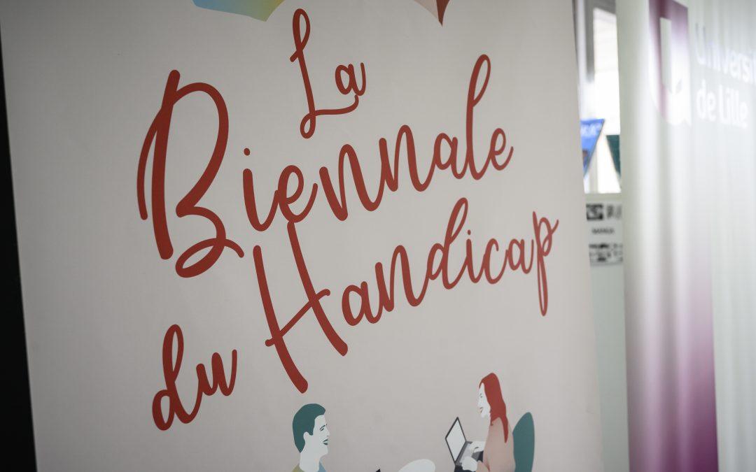 Retour sur la Biennale du handicap 2019